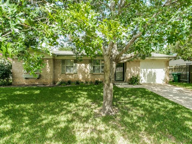 Rental Homes for Rent, ListingId:34039578, location: 1001 Wilemon Drive Bedford 76022