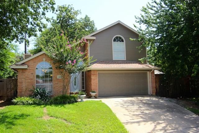 Rental Homes for Rent, ListingId:34039744, location: 1445 Hampton Road Grapevine 76051