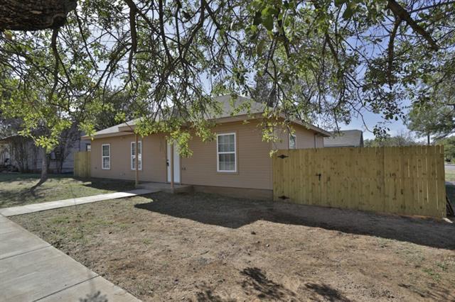 Rental Homes for Rent, ListingId:34048893, location: 502 Santos Street Abilene 79605