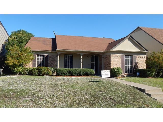 Rental Homes for Rent, ListingId:34048667, location: 406 Chancellorsville Drive Mesquite 75149
