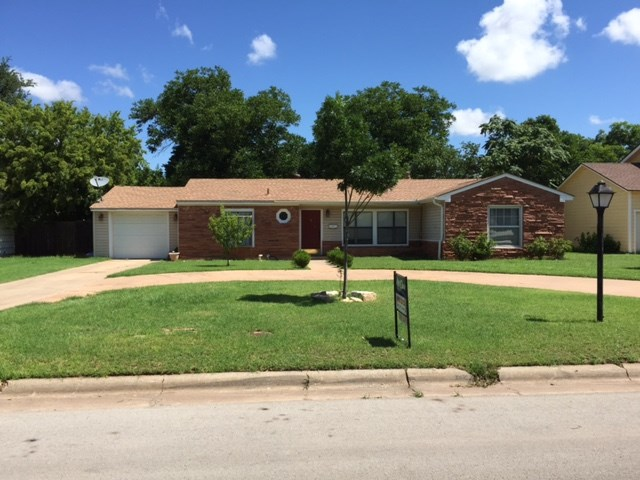 Rental Homes for Rent, ListingId:34048970, location: 4034 Potomac Abilene 79605