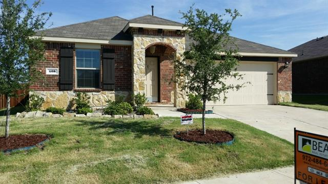 Rental Homes for Rent, ListingId:34081412, location: 408 Andalusian Trail Celina 75009