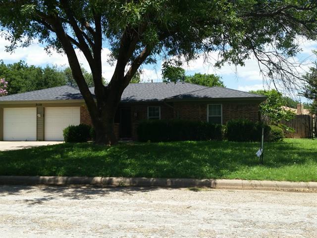 Rental Homes for Rent, ListingId:34068554, location: 3110 Heritage Lane Abilene 79606