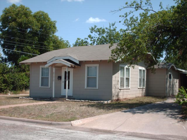 Rental Homes for Rent, ListingId:34068619, location: 1835 S 10th Street Abilene 79602