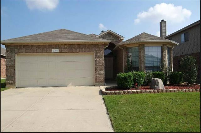 Rental Homes for Rent, ListingId:34140877, location: 3216 Buckthorn Lane Denton 76201