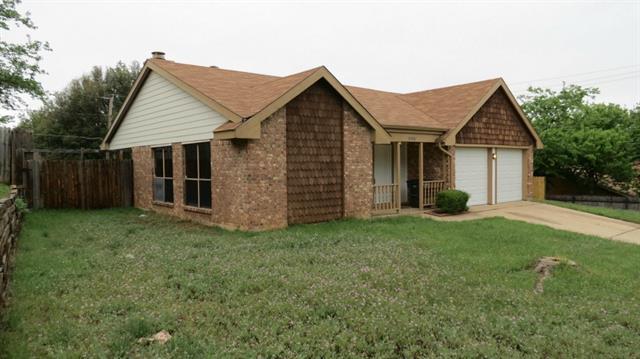 Rental Homes for Rent, ListingId:34075612, location: 6308 Brookhaven Trail Ft Worth 76133