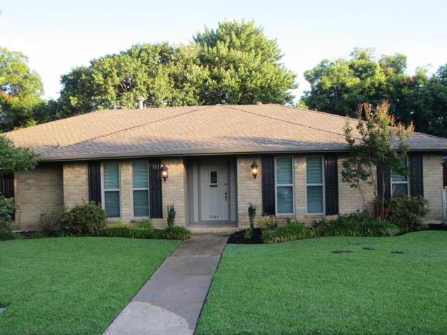 Rental Homes for Rent, ListingId:34082953, location: 7324 Alto Caro Drive Dallas 75248