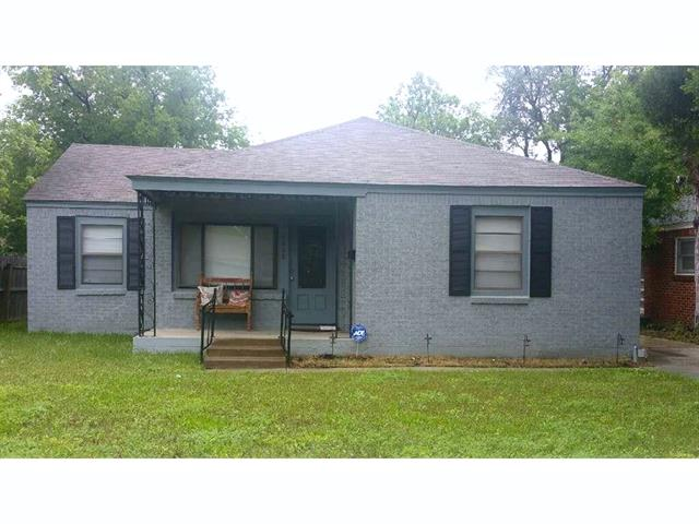 Rental Homes for Rent, ListingId:34083350, location: 2808 W Bewick Street Ft Worth 76109