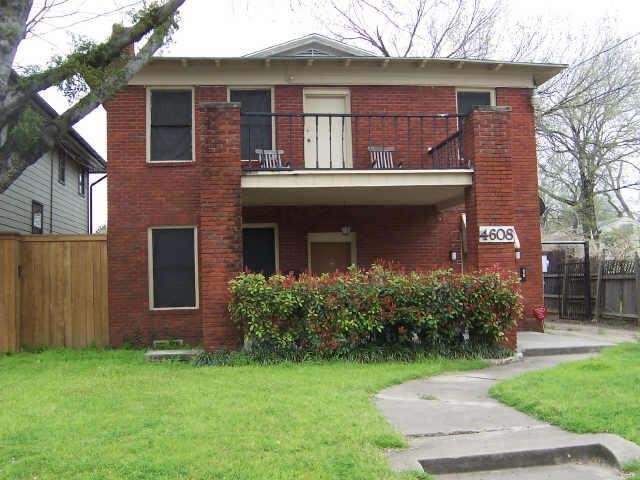 Rental Homes for Rent, ListingId:34094244, location: 4608 Live Oak Street Dallas 75204