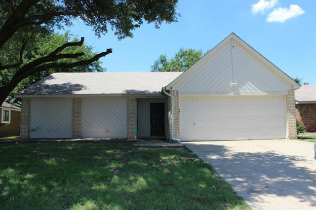 Rental Homes for Rent, ListingId:34094554, location: 2610 Channing Drive Grand Prairie 75052