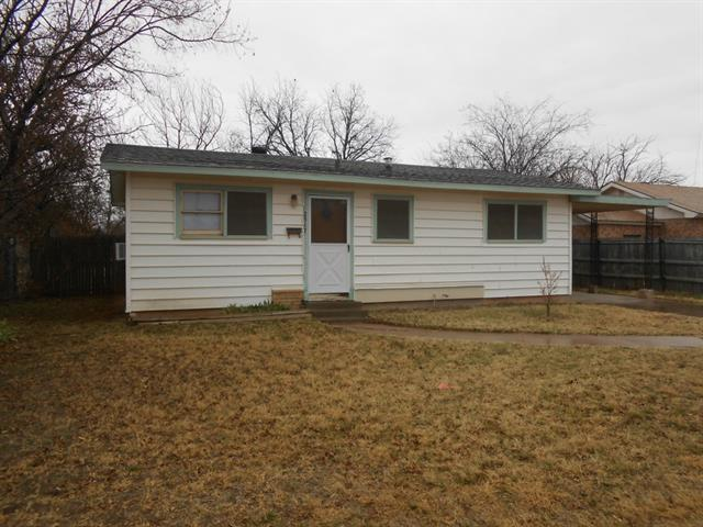 Rental Homes for Rent, ListingId:34124993, location: 1743 Idlewild Street Abilene 79602