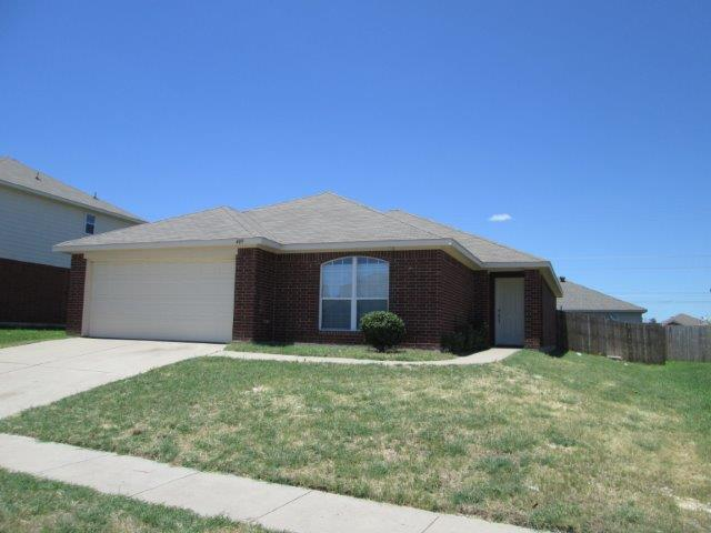 Rental Homes for Rent, ListingId:34125537, location: 409 Heritage Drive Crowley 76036