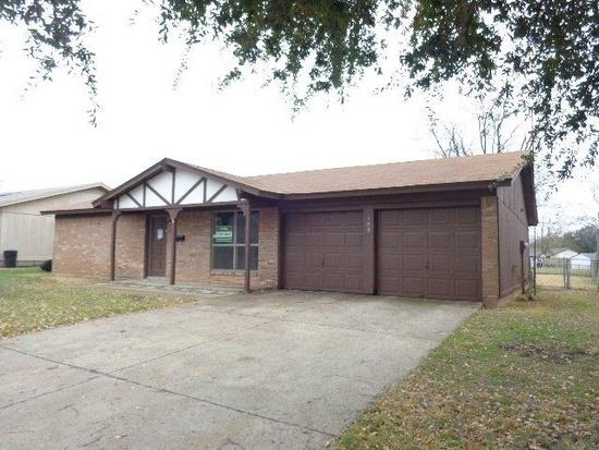 Rental Homes for Rent, ListingId:34125713, location: 309 Quail Creek Drive Crowley 76036