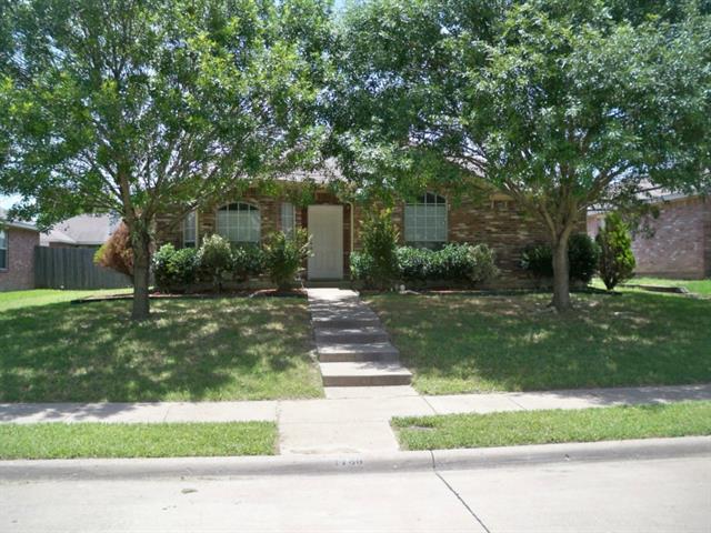 Rental Homes for Rent, ListingId:34140586, location: 1736 Gentry Street Lancaster 75134