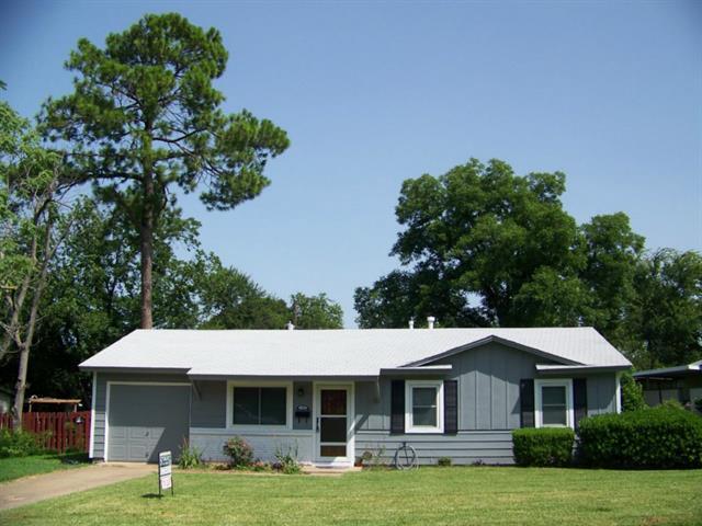 Rental Homes for Rent, ListingId:34140695, location: 1804 England Road Arlington 76013