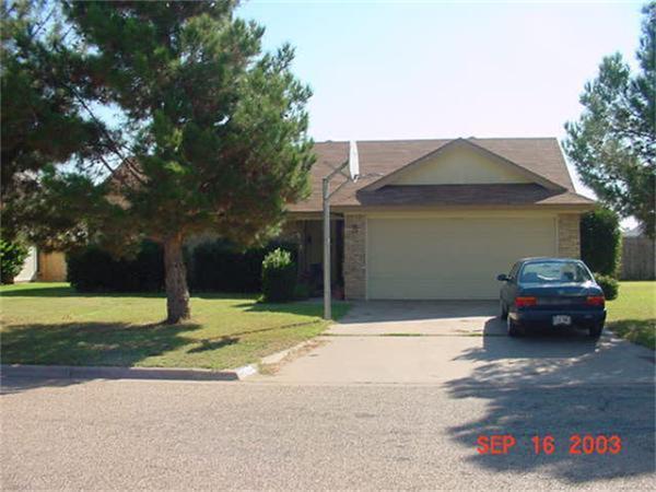 Rental Homes for Rent, ListingId:34141358, location: 1749 Smith Drive Abilene 79601