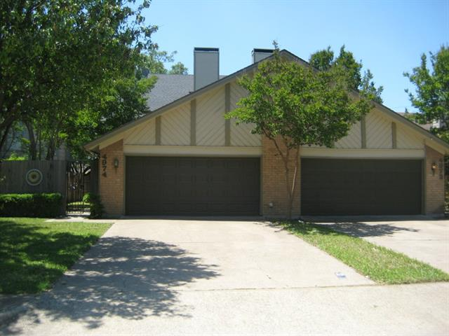 Rental Homes for Rent, ListingId:34141081, location: 4972 Thunder Road Dallas 75244