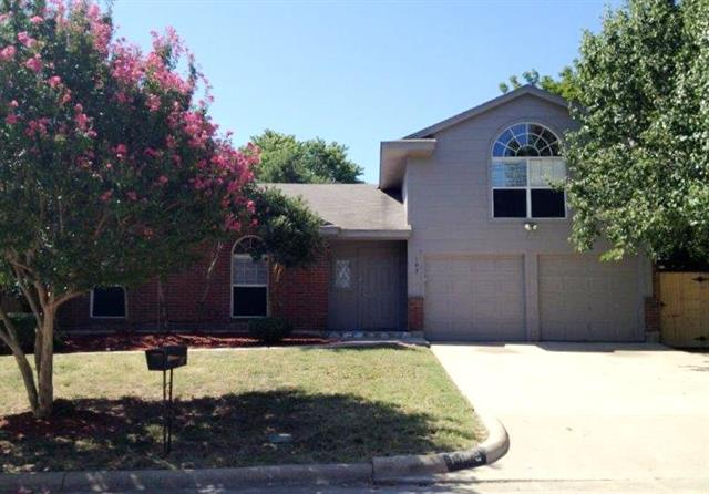 Rental Homes for Rent, ListingId:34141128, location: 102 Hardin Drive Arlington 76018