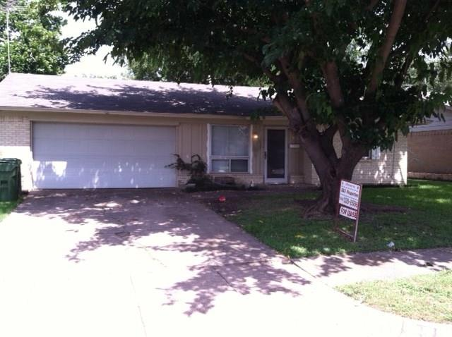 Rental Homes for Rent, ListingId:34141069, location: 2612 Scotswood Drive Garland 75041