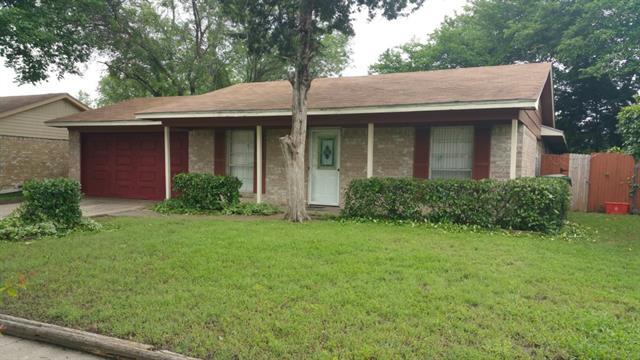Rental Homes for Rent, ListingId:34151291, location: 1510 Wagon Wheel Road Garland 75044