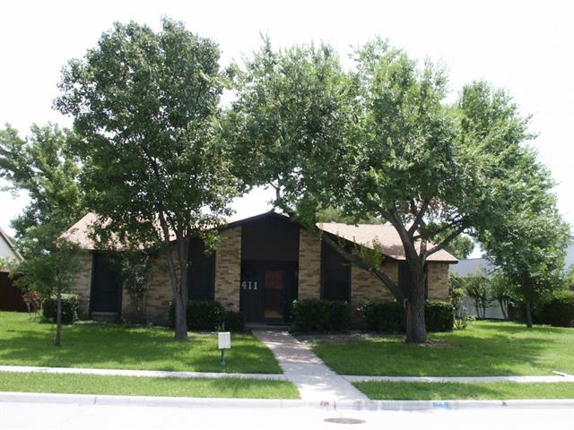 Rental Homes for Rent, ListingId:34151258, location: 411 Clear Creek Lane Coppell 75019