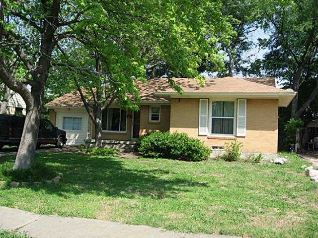 Rental Homes for Rent, ListingId:34151216, location: 3309 San Marcus Avenue Dallas 75228