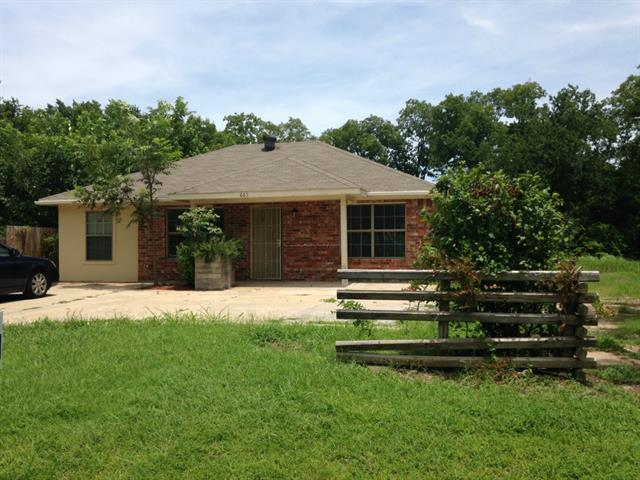 Rental Homes for Rent, ListingId:34161992, location: 605 S Park Street Terrell 75160
