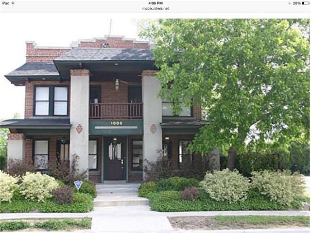 Rental Homes for Rent, ListingId:34161213, location: 1000 N Carroll Dallas 75204