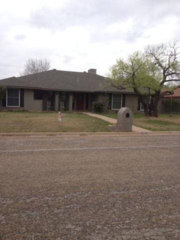 Rental Homes for Rent, ListingId:34173213, location: 1334 Canterbury Drive Abilene 79602