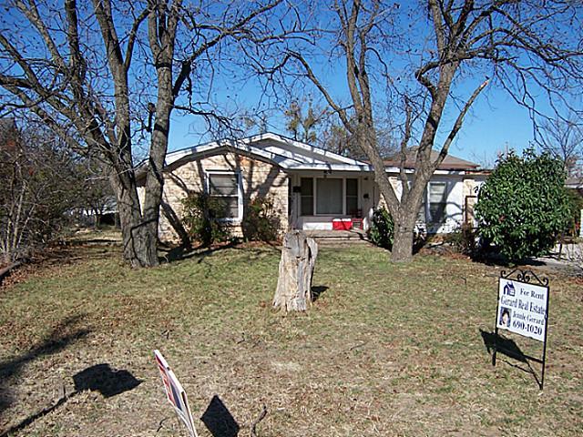 Rental Homes for Rent, ListingId:34173242, location: 1768 Lincoln Drive Abilene 79601