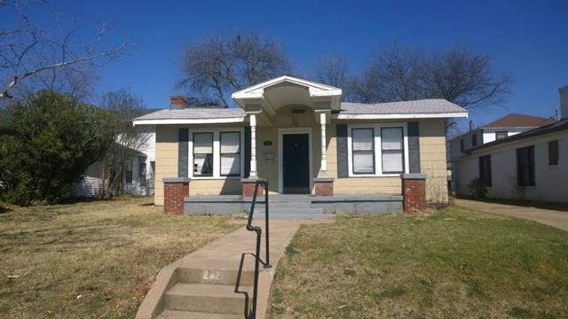 Rental Homes for Rent, ListingId:34173185, location: 2821 Wilkinson Avenue Ft Worth 76103