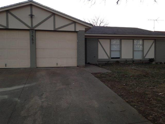 Rental Homes for Rent, ListingId:34183733, location: 7557 Folkstone Drive Forest Hill 76140