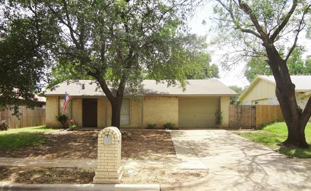 Rental Homes for Rent, ListingId:34183608, location: 3425 S Edelweiss Drive S Grand Prairie 75052