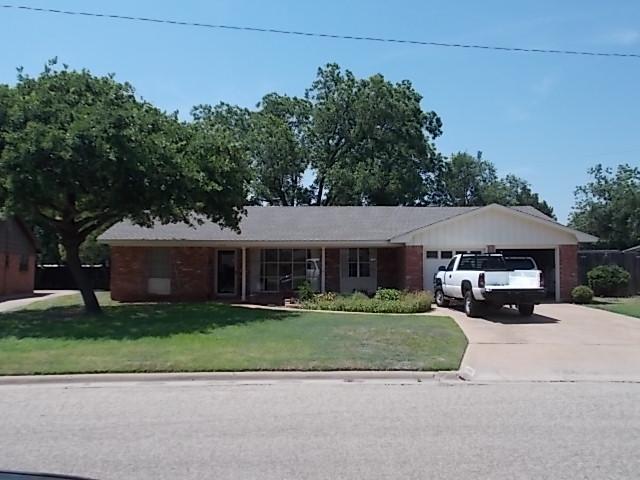Rental Homes for Rent, ListingId:34182992, location: 3450 Santa Monica Drive Abilene 79605