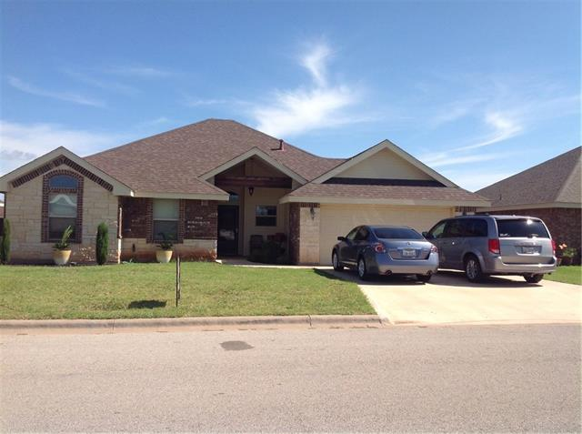 Rental Homes for Rent, ListingId:34183604, location: 326 Miss Ellie Lane Abilene 79602