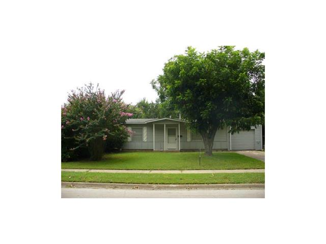 Rental Homes for Rent, ListingId:34183366, location: 307 WALNUT Street Duncanville 75116