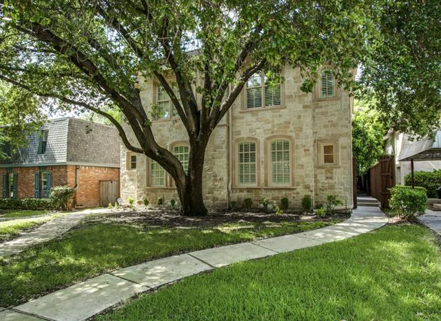 Rental Homes for Rent, ListingId:34198062, location: 3640 Asbury Street University Park 75205