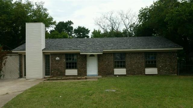 Rental Homes for Rent, ListingId:34198323, location: 13321 Concord Circle Balch Springs 75180