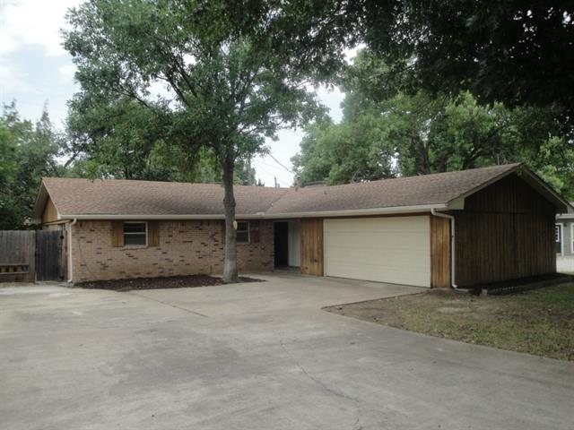 Rental Homes for Rent, ListingId:34198074, location: 1310 Hill Street Grapevine 76051
