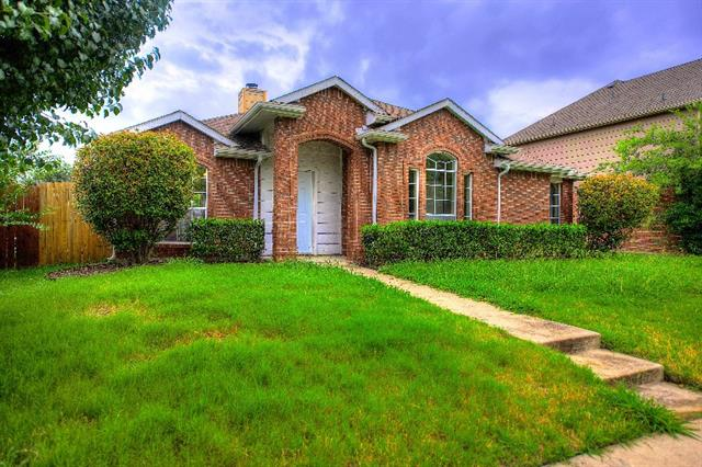 Rental Homes for Rent, ListingId:34198065, location: 7850 Excalibur Road Frisco 75035