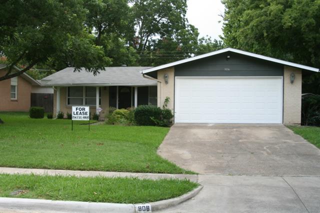 Rental Homes for Rent, ListingId:34207644, location: 806 Loganwood Avenue Richardson 75080