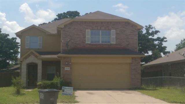 Rental Homes for Rent, ListingId:34330938, location: 2549 Spring Creek Drive Balch Springs 75180