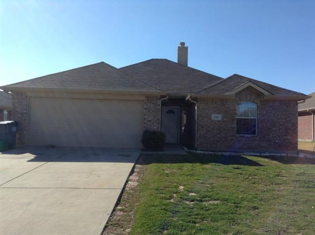 Rental Homes for Rent, ListingId:34235274, location: 2513 Spring Park Drive Balch Springs 75180