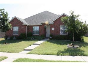 Rental Homes for Rent, ListingId:34517377, location: 1308 Hansberry Drive Allen 75002