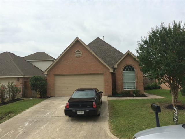 Rental Homes for Rent, ListingId:34234587, location: 1177 Meadow Park Lane Grand Prairie 75052