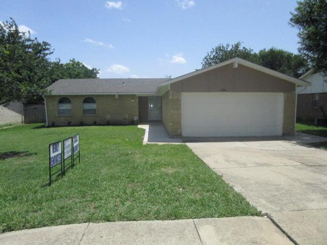 Rental Homes for Rent, ListingId:34234896, location: 1500 Roanoke Street Arlington 76014