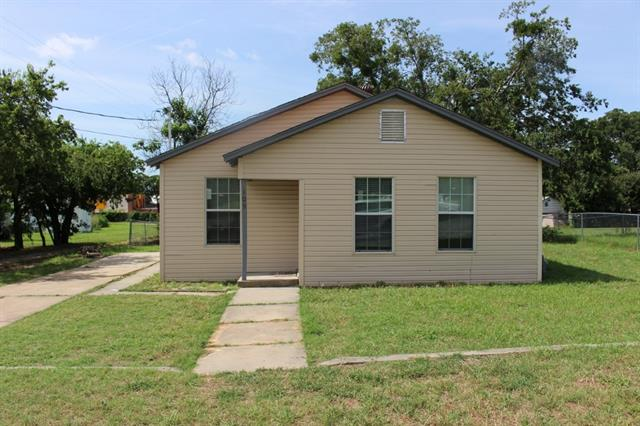 Rental Homes for Rent, ListingId:34254578, location: 109 W 3rd Street Weatherford 76086