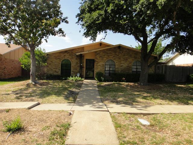 Rental Homes for Rent, ListingId:34285347, location: 8531 Van Pelt Drive Dallas 75228