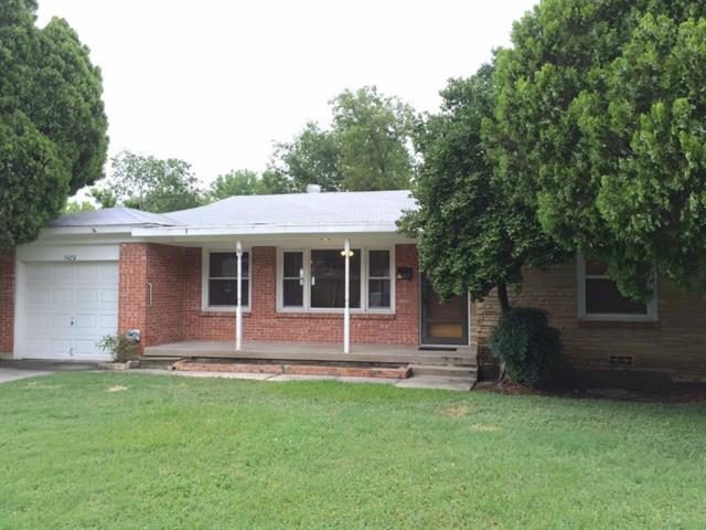 Rental Homes for Rent, ListingId:34295999, location: 5428 Durham Avenue Ft Worth 76114