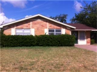 Rental Homes for Rent, ListingId:34286097, location: 802 N Judge Ely Drive Abilene 79601